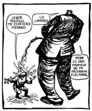 El chollo de la casta política en el estado español