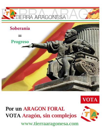 """TIERRA ARAGONESA: """"UNA OPCION SOBERANISTA PARA ARAGÓN""""."""